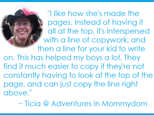 Adventures in Mommydom Testimonial